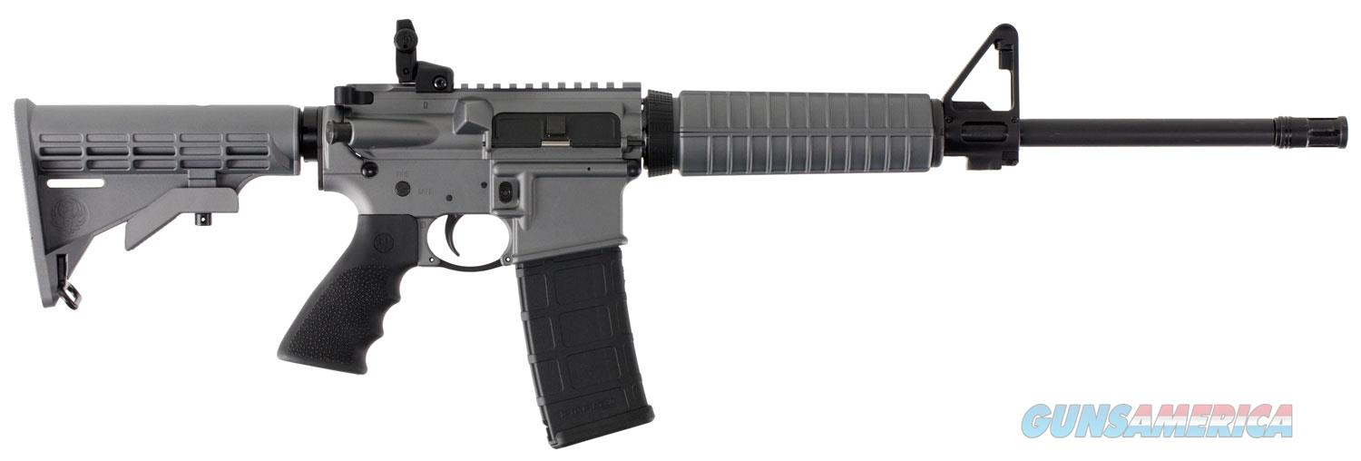 Ruger AR-556 223 Rem/5.56NATO Tactical Gray *FREE 10 MONTH LAYAWAY*  Guns > Rifles > Ruger Rifles > AR Series