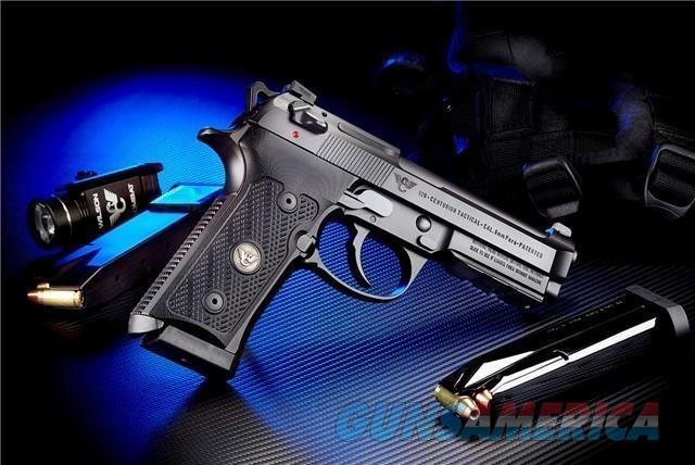 Beretta/Wilson Combat 92G Vertec®/Centurion Tactical 9mm  *FREE LAYAWAY*  Guns > Pistols > Wilson Combat Pistols