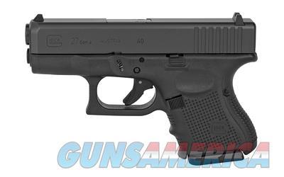 Glock G27 Gen 4 40 S&W *FREE 10 MONTH LAYAWAY*  Guns > Pistols > Glock Pistols > 26/27