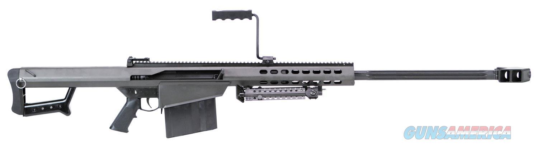 """FREE10 MONTH LAYAWAY Barrett M82 A1 50 BMG 29"""" Black Semi-Auto  Guns > Rifles > Barrett Rifles"""