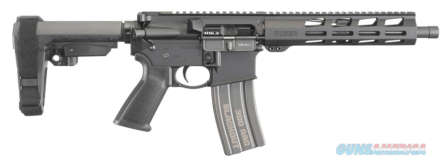 "Ruger AR-556 300 AAC Blackout 10.5"" *FREE LAYAWAY*  Guns > Rifles > Ruger Rifles > AR Series"