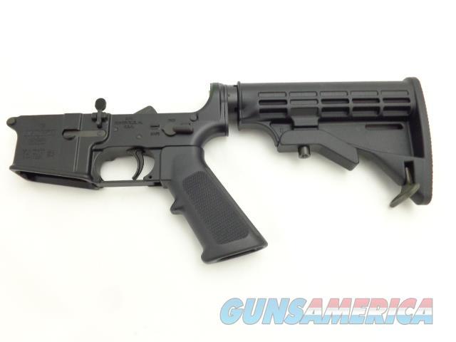 NIB BUSHMASTER AR-15 SHORT BARREL RIFLE 5.56 LOWER RECEIVER   Guns > Rifles > Class 3 Rifles > Class 3 Subguns