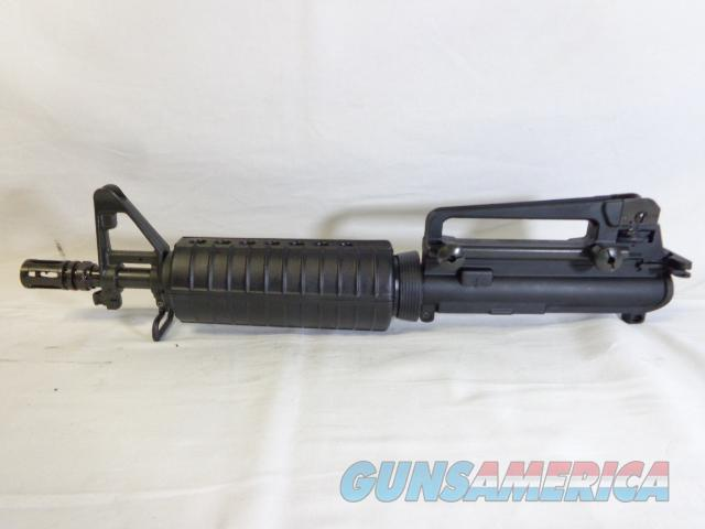 "NEW/UNFIRED COLT 9mm SMG, 10"" Complete Upper Receiver,  Non-Guns > Military > De-Milled Weapons"