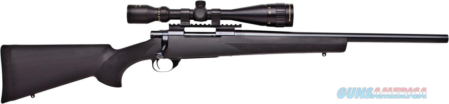 NIB HOWA-HOGUE 20?HB,RIFLE-SCOPE PACKAGE By Legacy Sports  Guns > Rifles > Howa Rifles