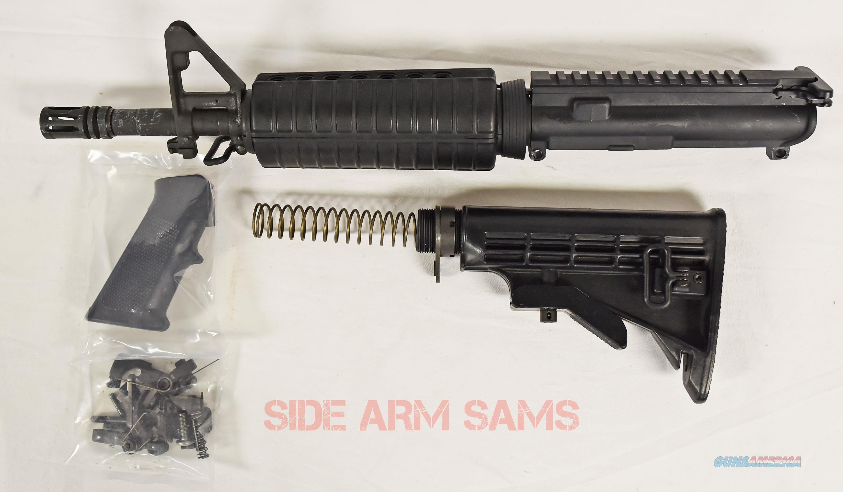 Used VG Bushmaster Complete Commando Upper & M16 LPK  Non-Guns > Gun Parts > M16-AR15 > Upper Only