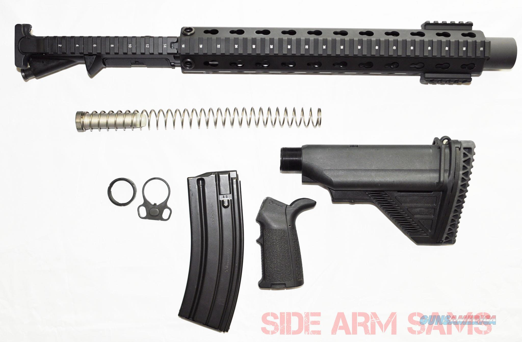Excellent MR556SD Complete Suppressed Upper Receiver Kit by TDyer  Guns > Rifles > Class 3 Rifles > Class 3 Suppressors