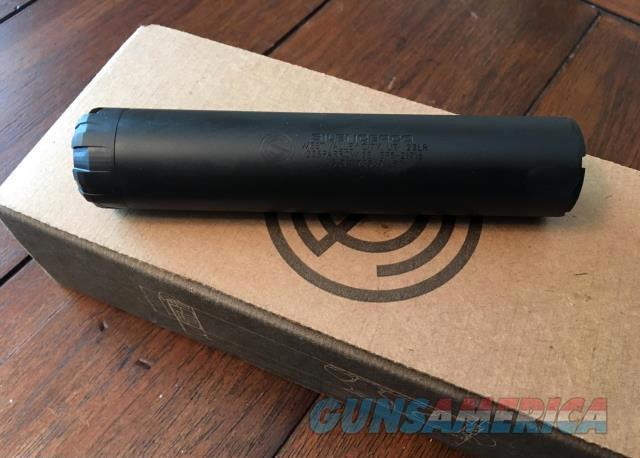 New SilencerCo Sparrow 22 Rimfire Suppressor - New in Box  Non-Guns > Gun Parts > Rifle/Accuracy/Sniper