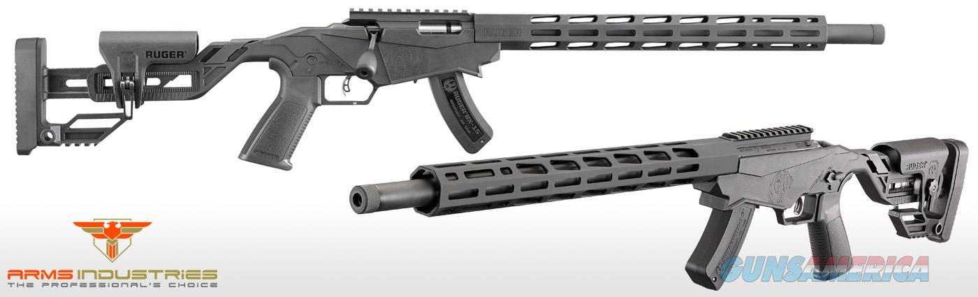 "RUGER PRECISION RIMFIRE .22WMR 18"" THREADED BBL - NIB  Guns > Rifles > Ruger Rifles > Precision Rifle Series"