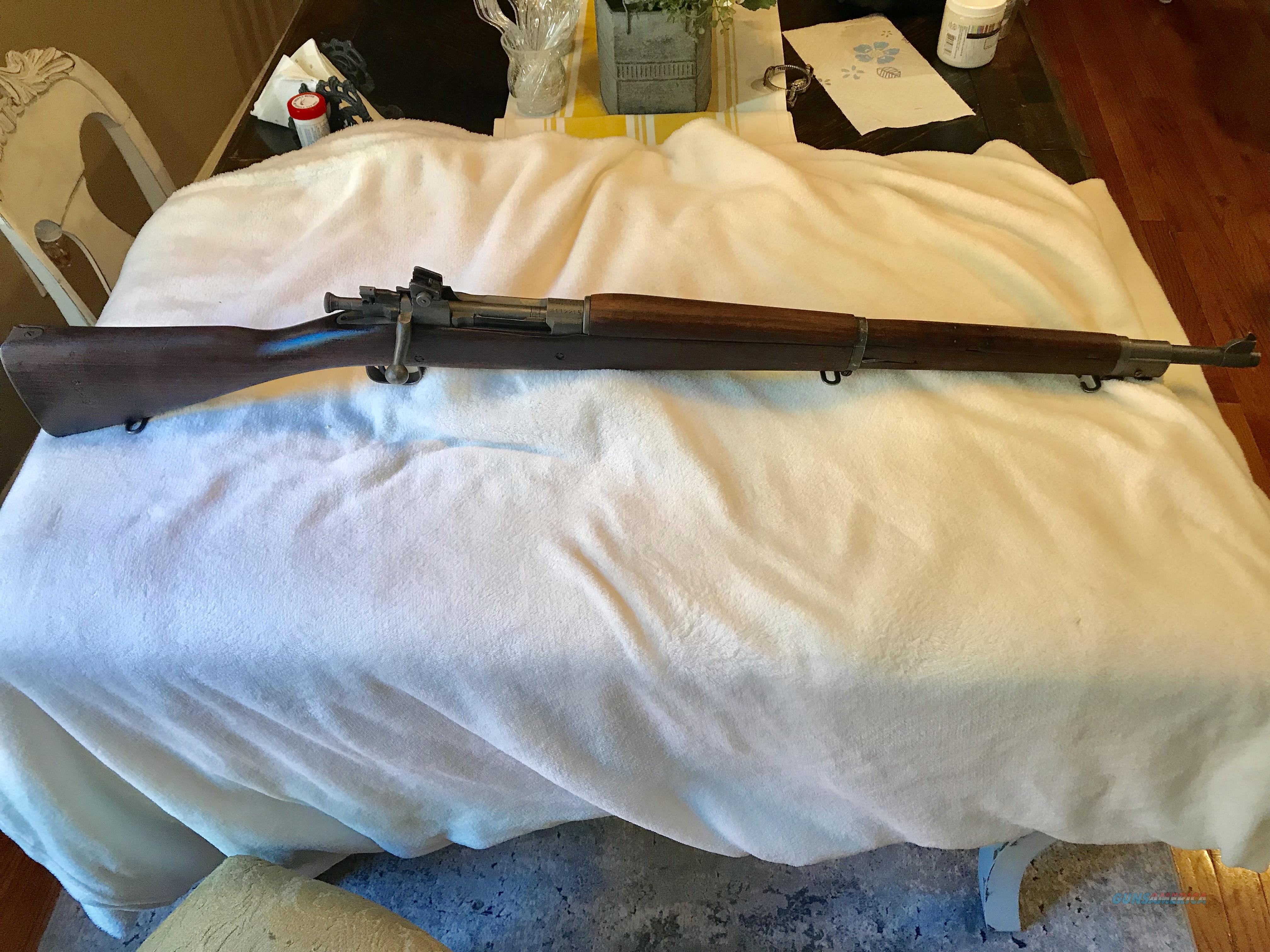 Remington 1903-A3  Guns > Rifles > Military Misc. Rifles US > 1903 Springfield/Variants