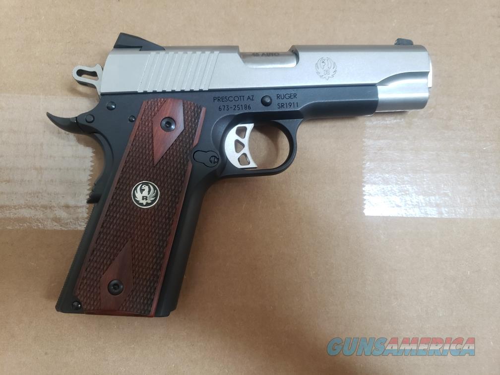 Ruger SR1911 Commander  Guns > Pistols > Ruger Semi-Auto Pistols > 1911