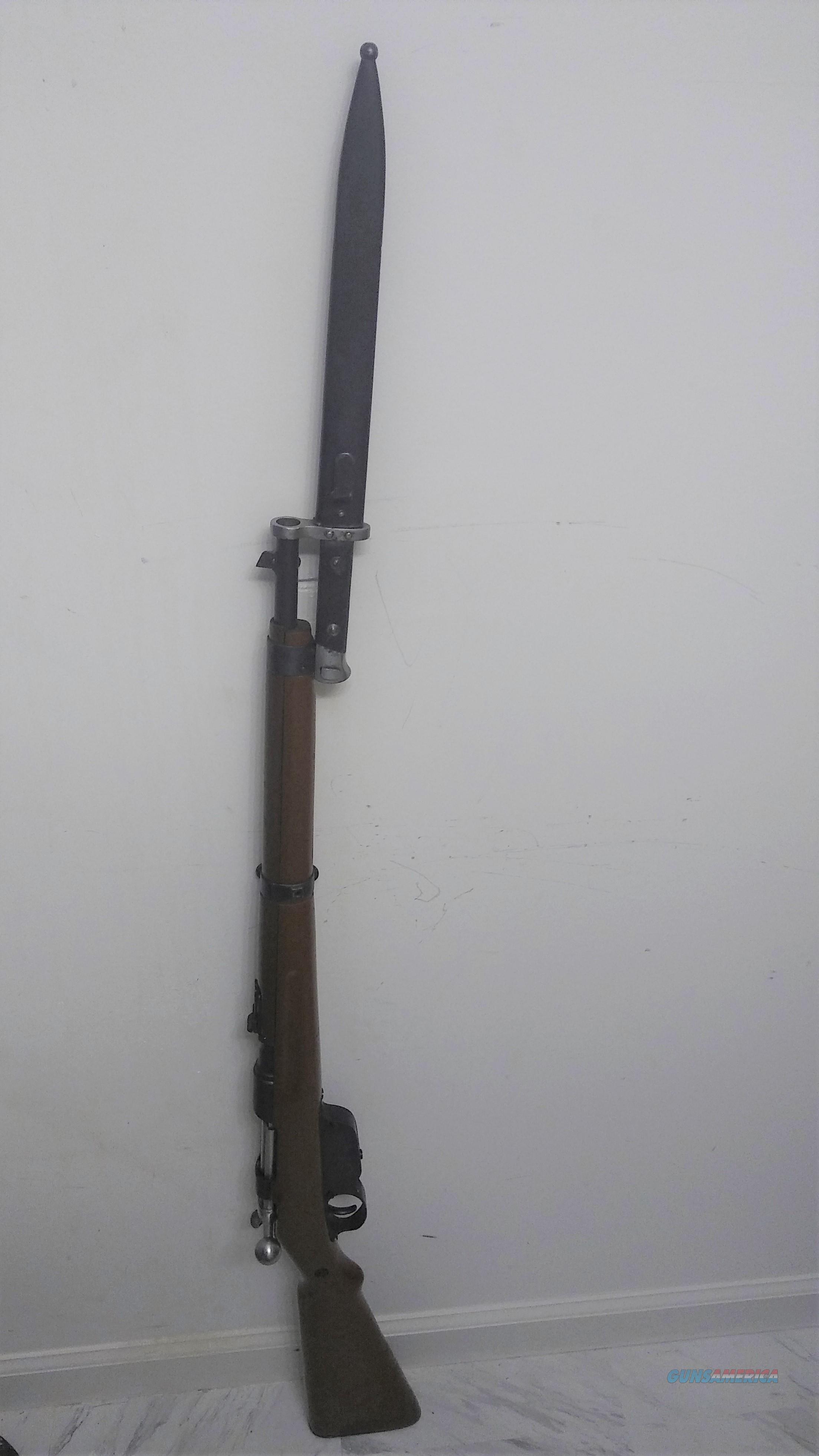STEYR M95 Austria 8 x 56R.   Guns > Rifles > Steyr Rifles