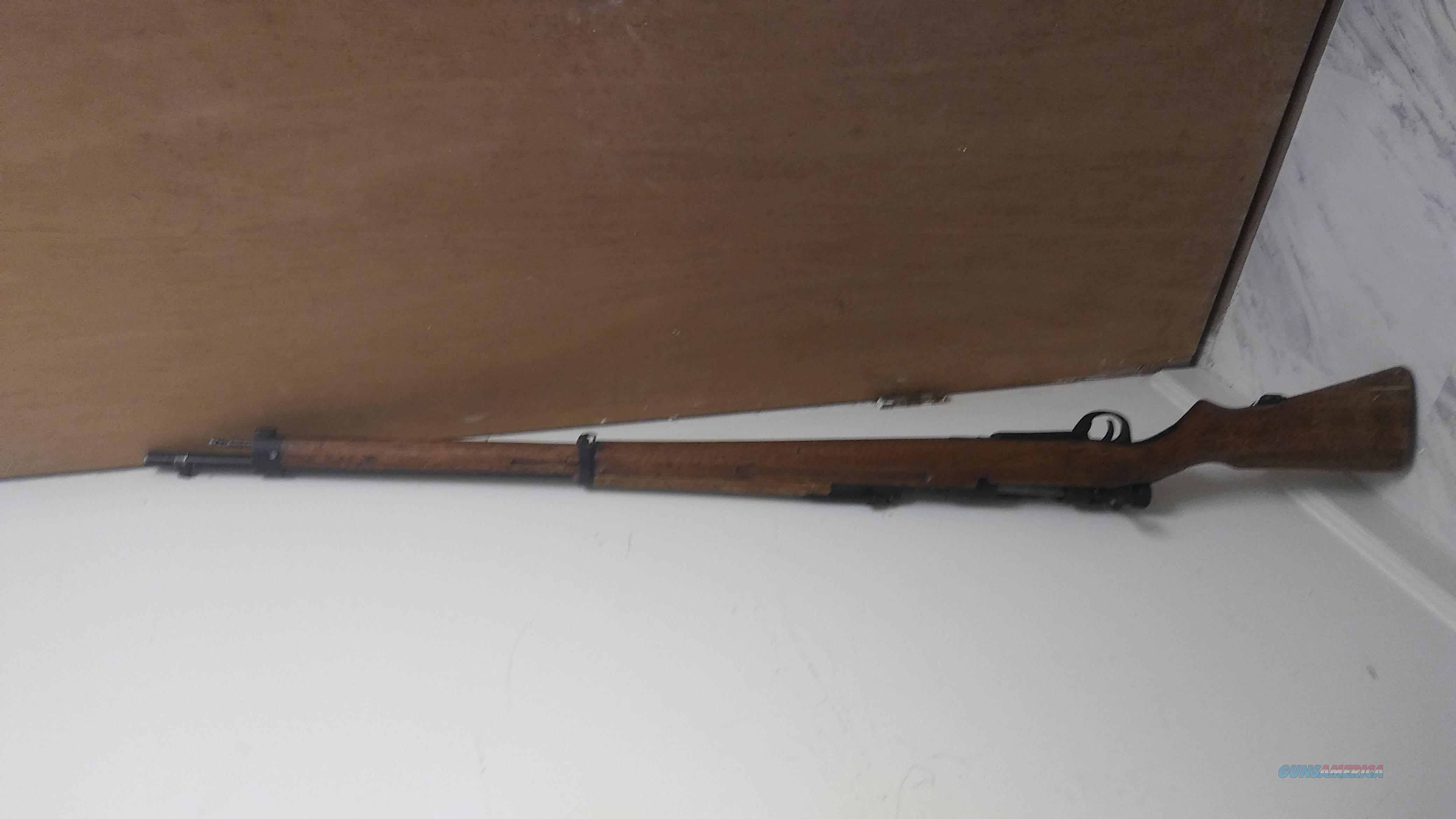 Arisaka Japanese Training Type 38 Rifle  Guns > Rifles > A Misc Rifles