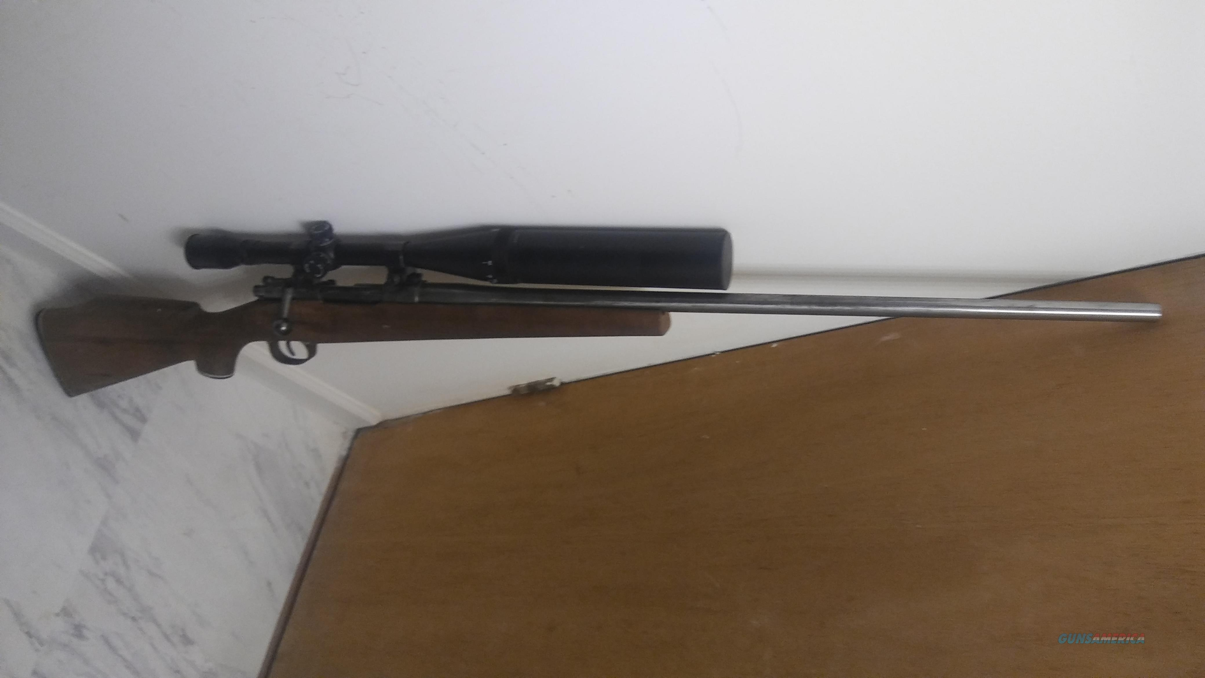 Bolt Action Rifle .223/556  Guns > Rifles > Custom Rifles > Bolt Action