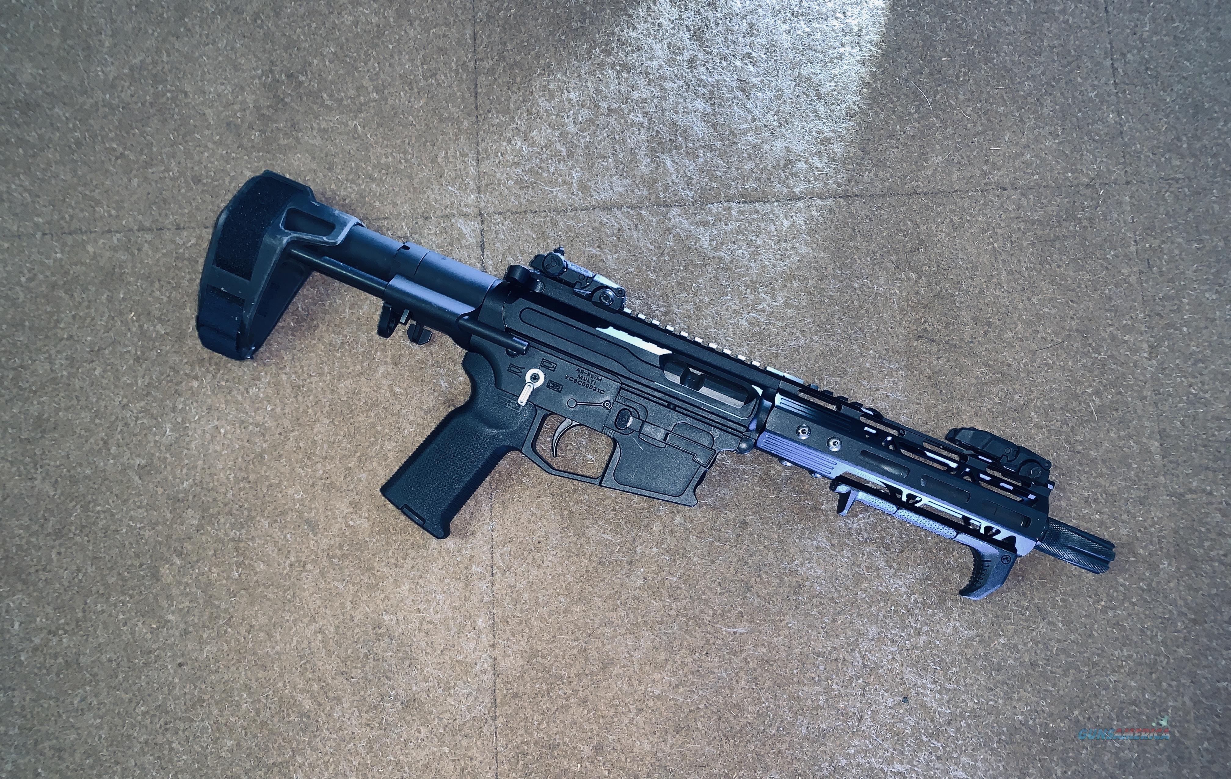 AR 9mm pistol   Guns > Pistols > A Misc Pistols