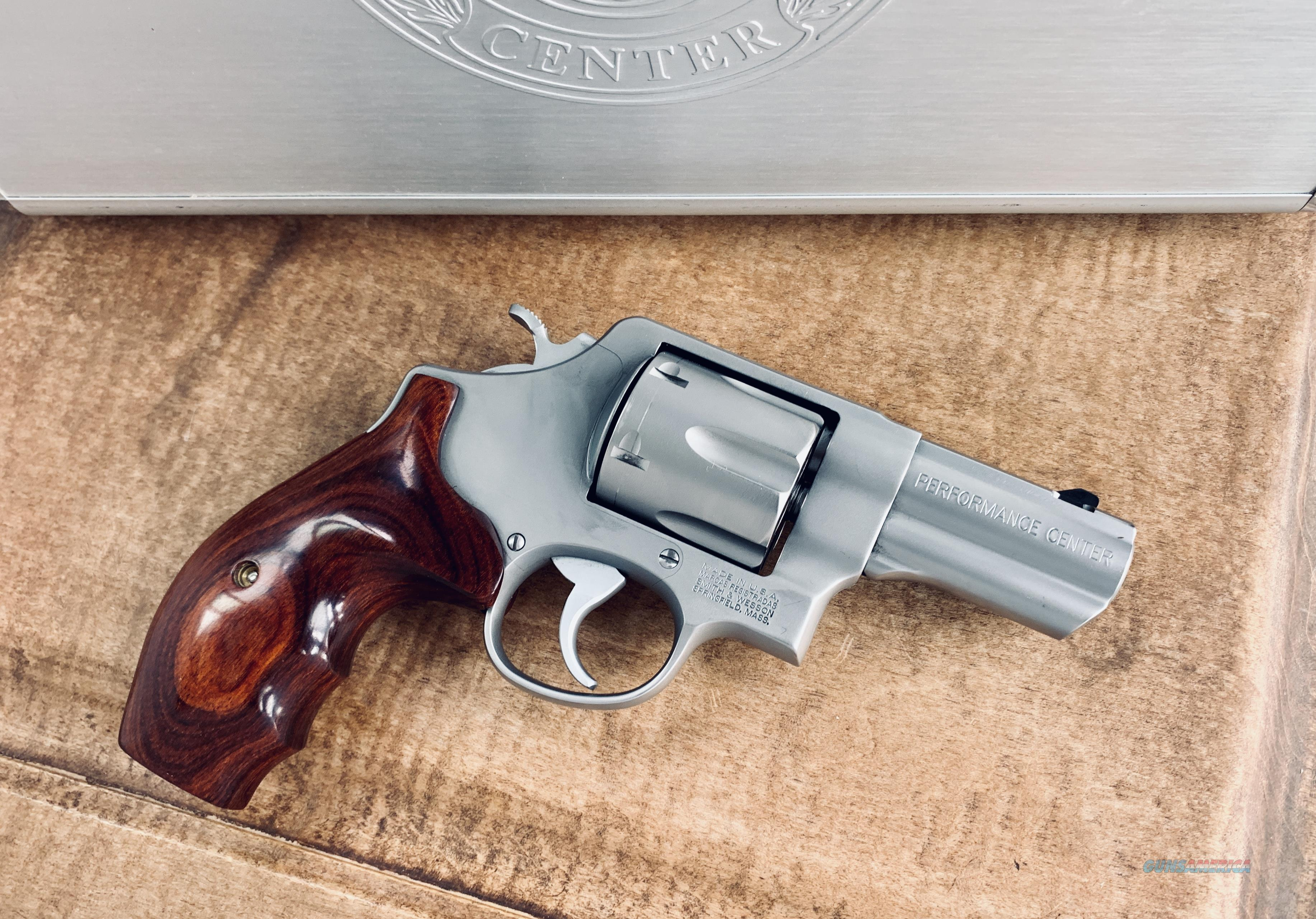 """Smith & Wesson CarryComp.44 Mag 3""""  Guns > Pistols > Smith & Wesson Revolvers > Model 629"""