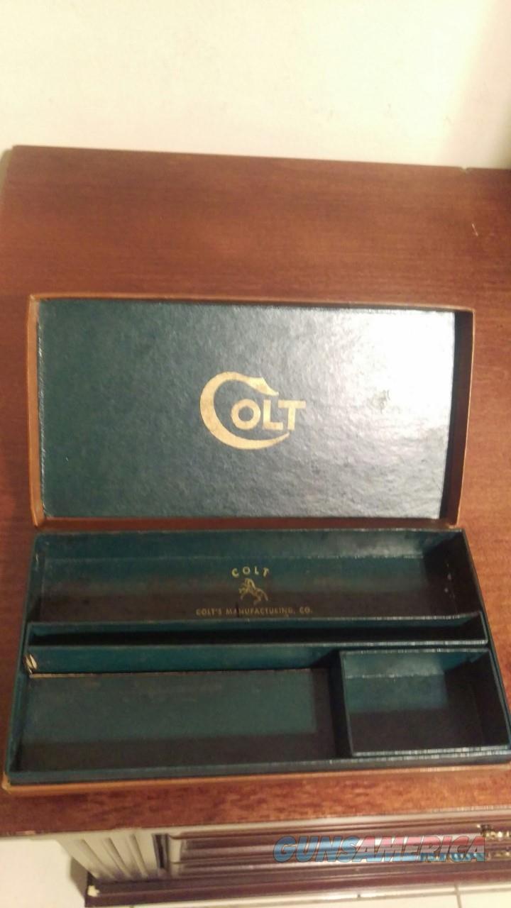 COLT .22LR CONVERSION KIT BOX ONLY  Non-Guns > Gun Cases