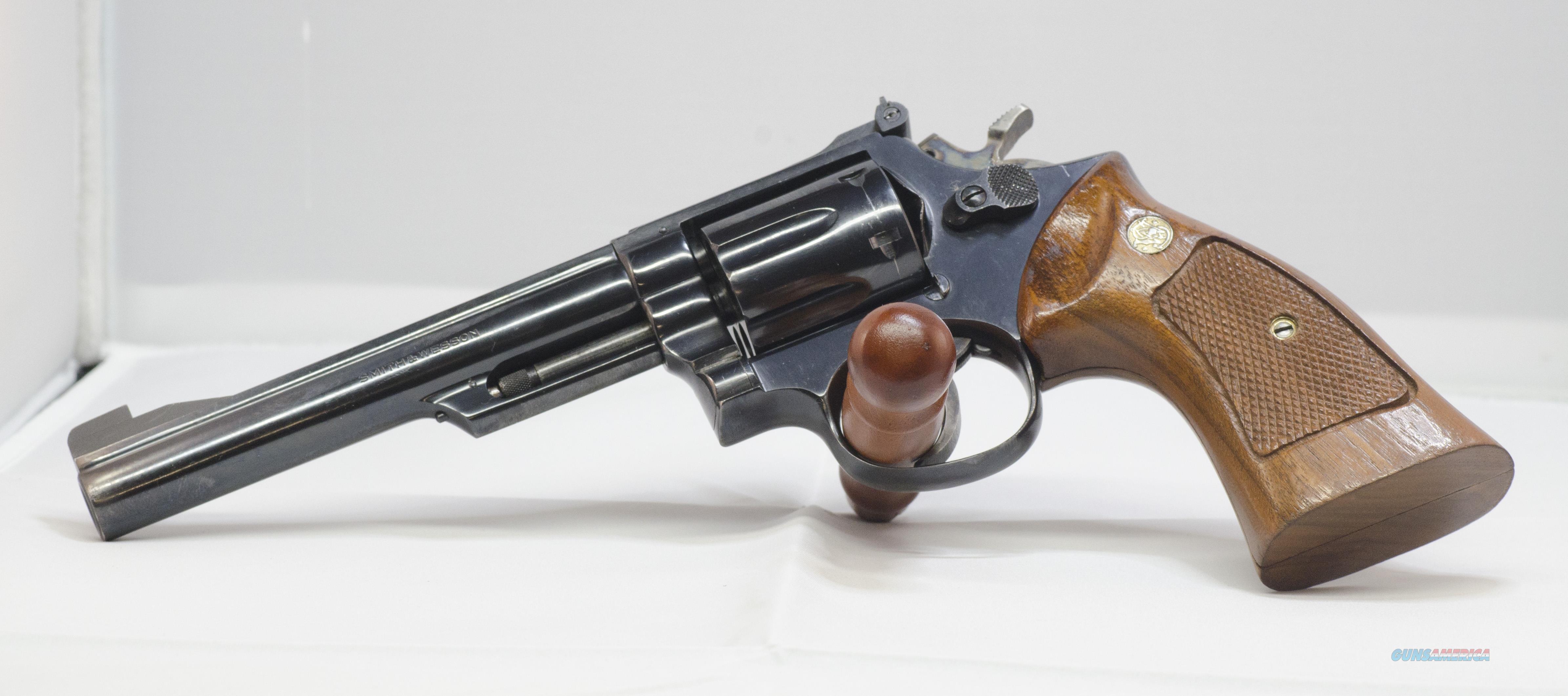 S&W .357 Mag Revolver Model 19-3 6 in bbl  Guns > Pistols > Smith & Wesson Revolvers > Med. Frame ( K/L )
