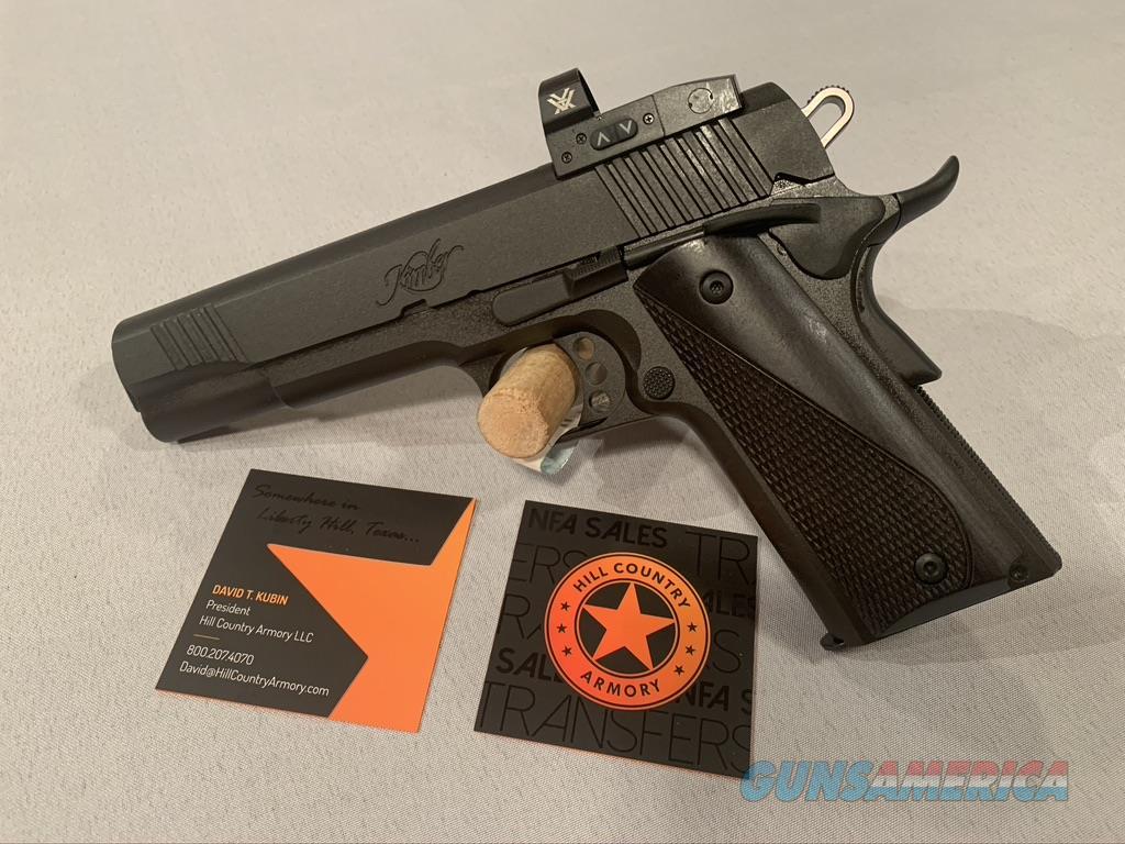 "Kimber Custom LW ""Shot Show Special"" .45 NIB - No CC fees!  Guns > Pistols > Kimber of America Pistols > 1911"