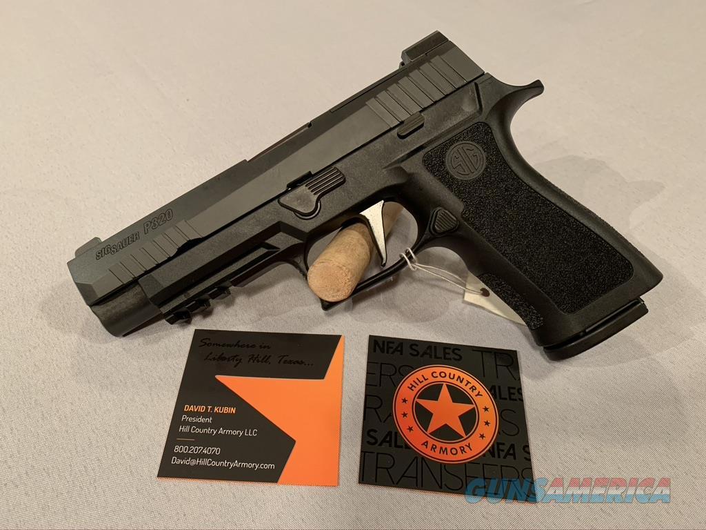 Sig Sauer P320 X-Full 9mm Optic Ready NIB - No CC fees!  Guns > Pistols > Sig - Sauer/Sigarms Pistols > P320