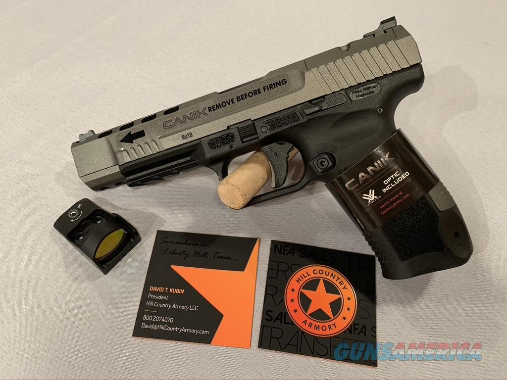 Canik TP9SFX 9mm w/ Vortex Viper Red Dot NIB - No CC fees!  Guns > Pistols > Canik USA Pistols