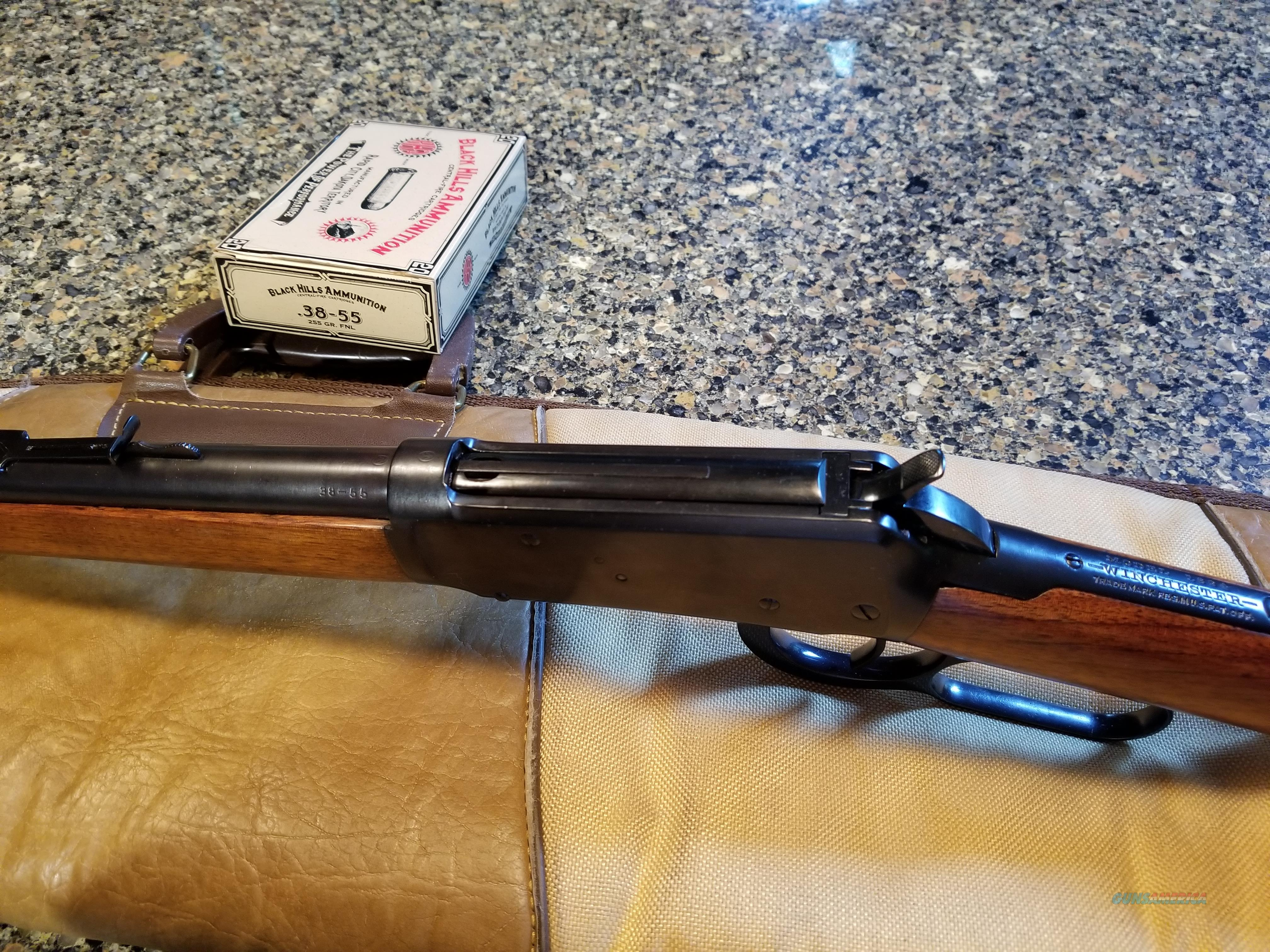 "Winchester 1894, 38-55, Made in 1908, 26"" Barrel, 1/2 Magazine  Guns > Rifles > Winchester Rifles - Modern Lever > Other Lever > Pre-64"