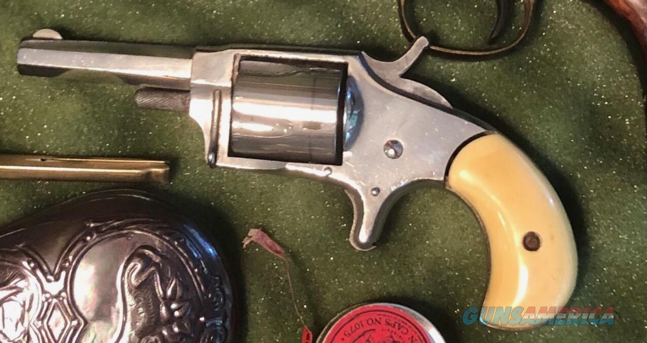 Hopkins and Allen Ranger No. 2  Guns > Pistols > Hudson Pistols