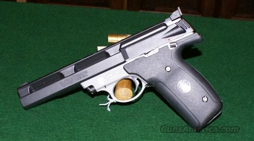 Smith & Wesson Model 22A-1 Target Pistol  Guns > Pistols > Smith & Wesson Pistols - Autos > .22 Autos