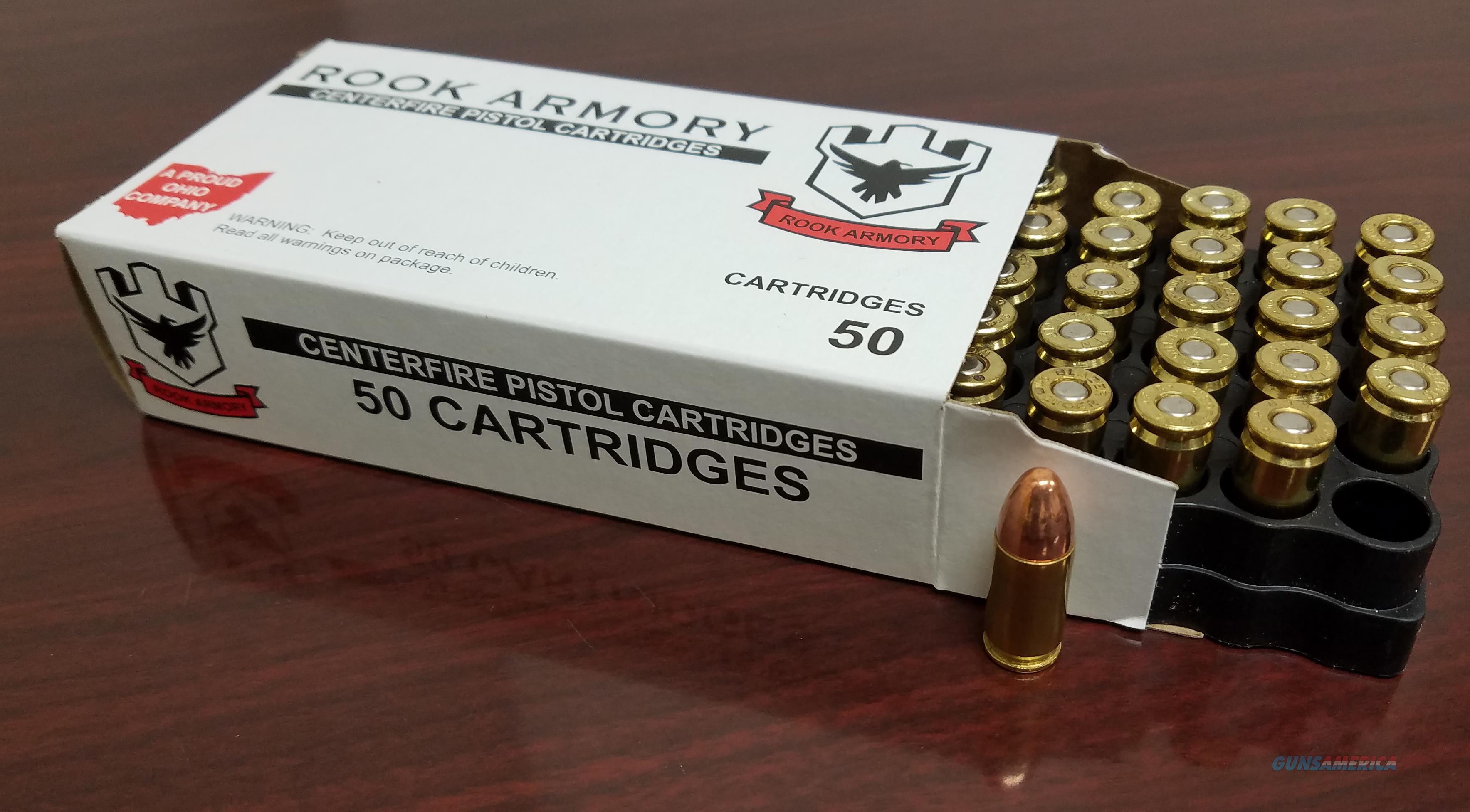 9mm Luger REMANUFACTURED  Non-Guns > Ammunition