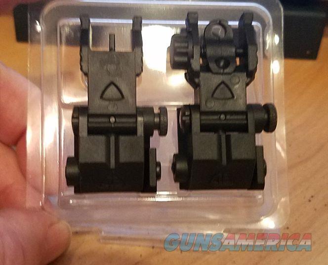 Trinity Force FS76 Polymer PF Back Up Sight Set Free S&H  Non-Guns > Gun Parts > Misc > Rifles