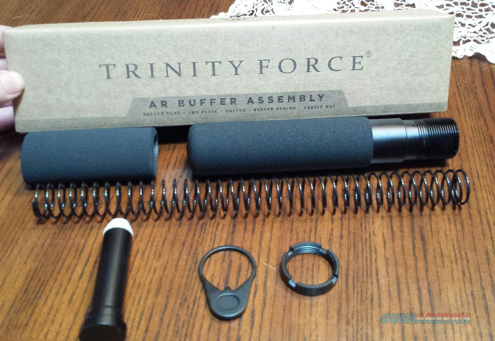 Trinity Force AR pistol buffer kit MNTLU05B Free S&H  Non-Guns > Gun Parts > Misc > Pistols