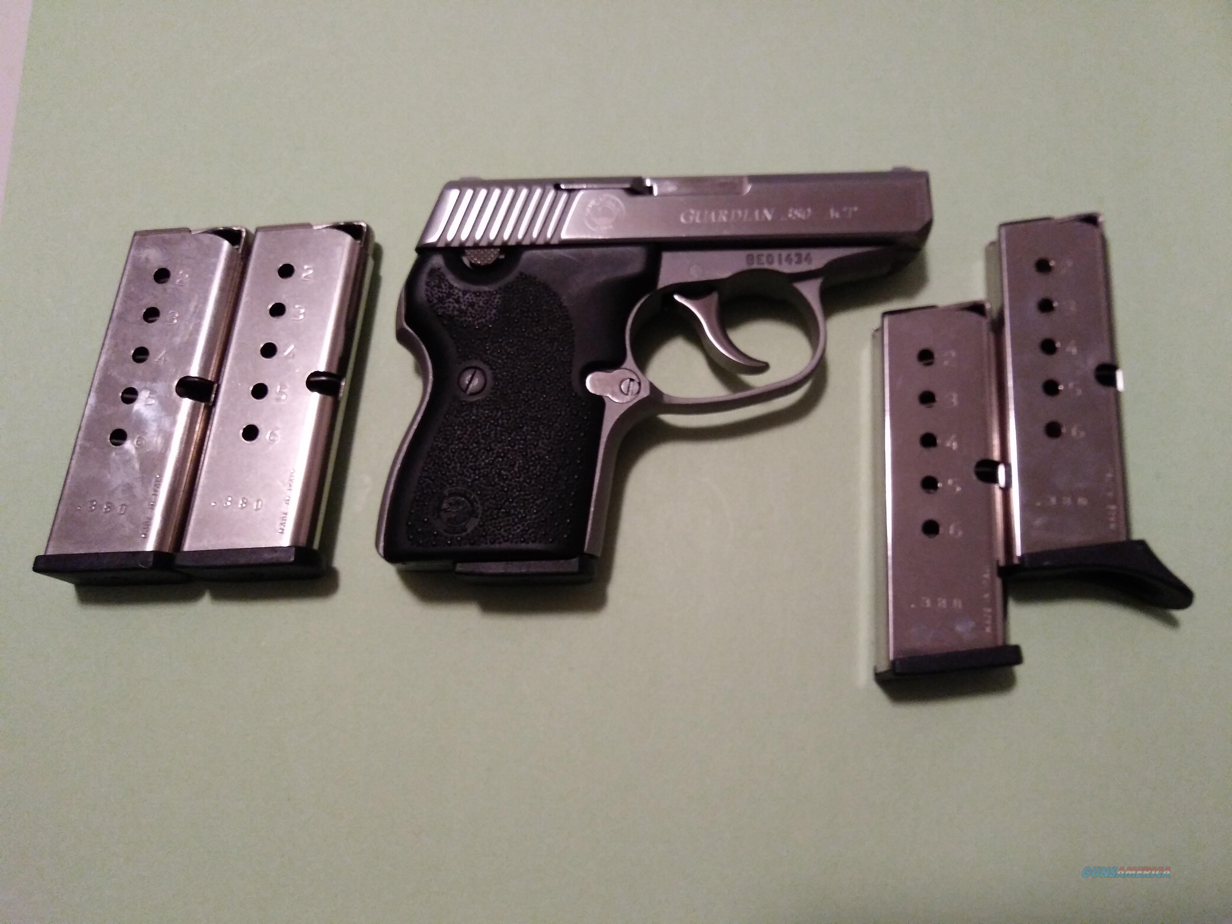 North American Arms Guardian 380  Guns > Pistols > North American Arms Pistols