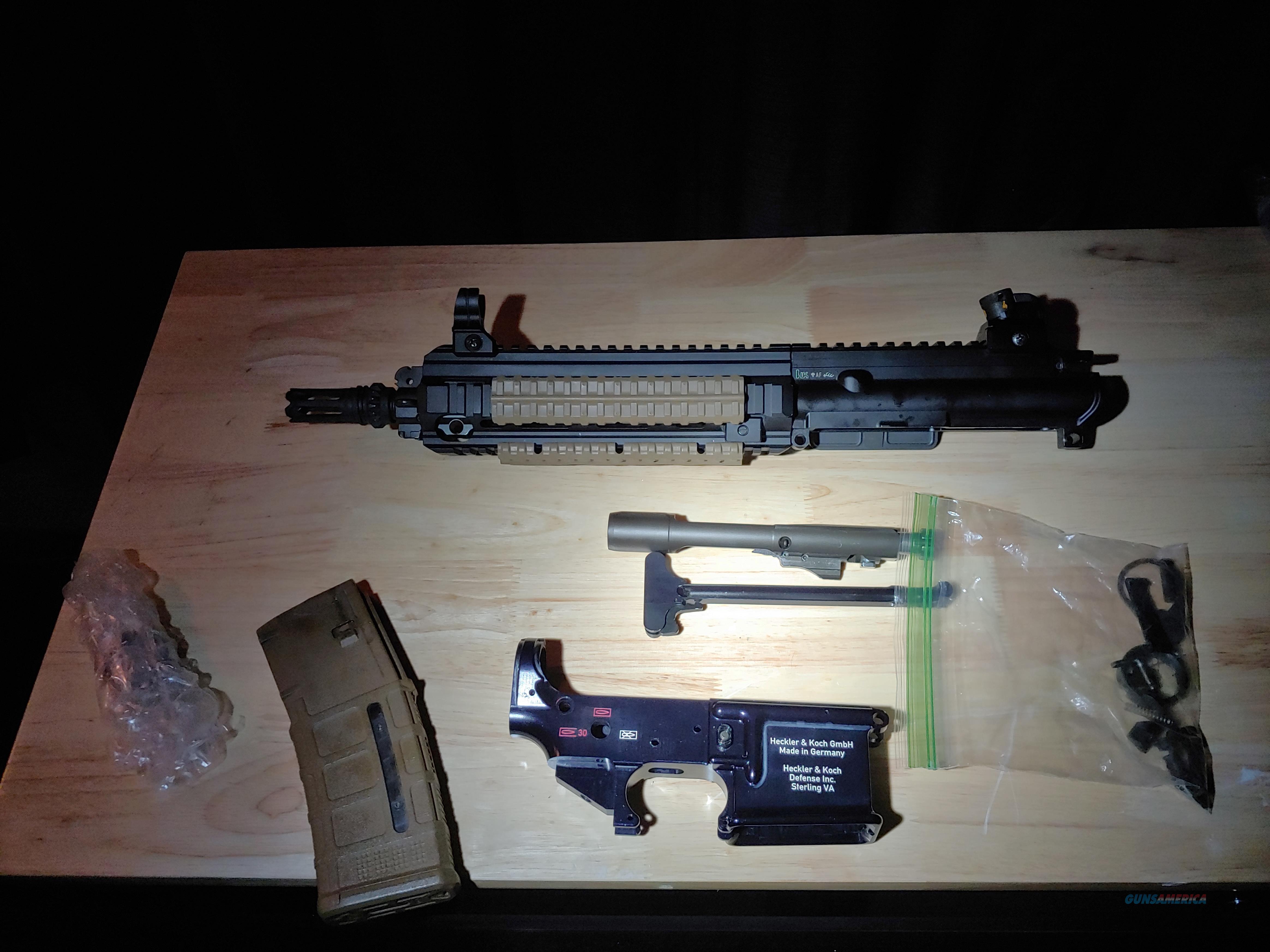 HK 416 Upper/Lower   Guns > Rifles > Heckler & Koch Rifles > Tactical