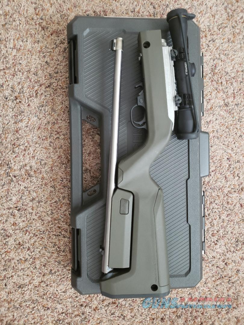 For Sale Ruger 10/22 Takedown SS  Guns > Rifles > Ruger Rifles > 10-22