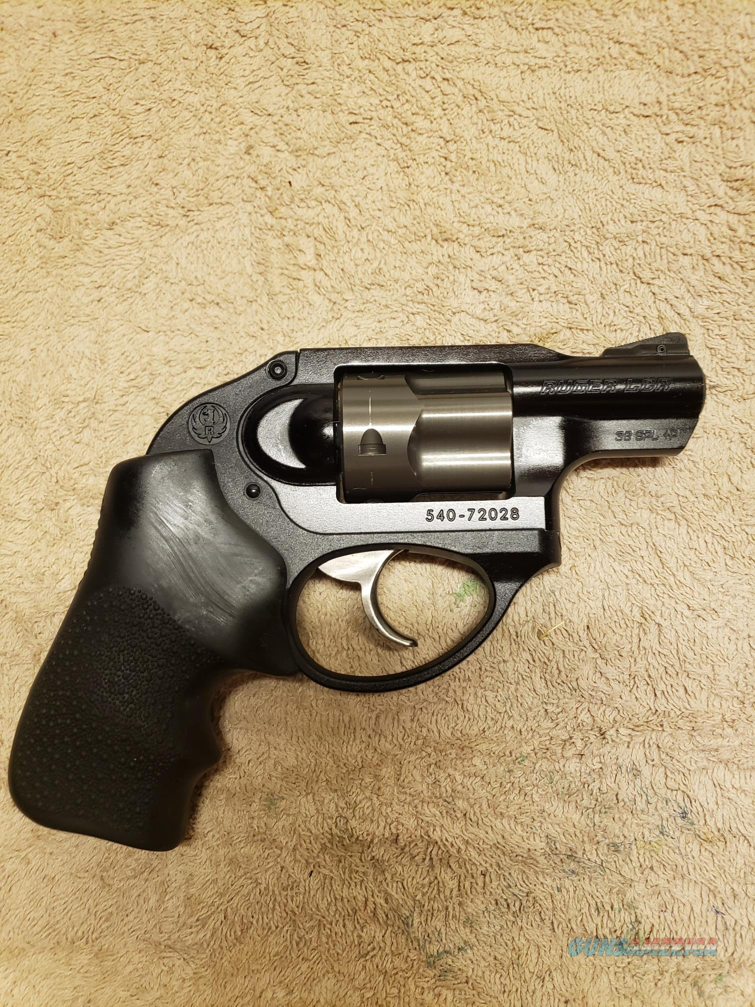 Ruger LCR .32 +P  Guns > Pistols > Ruger Double Action Revolver > LCR