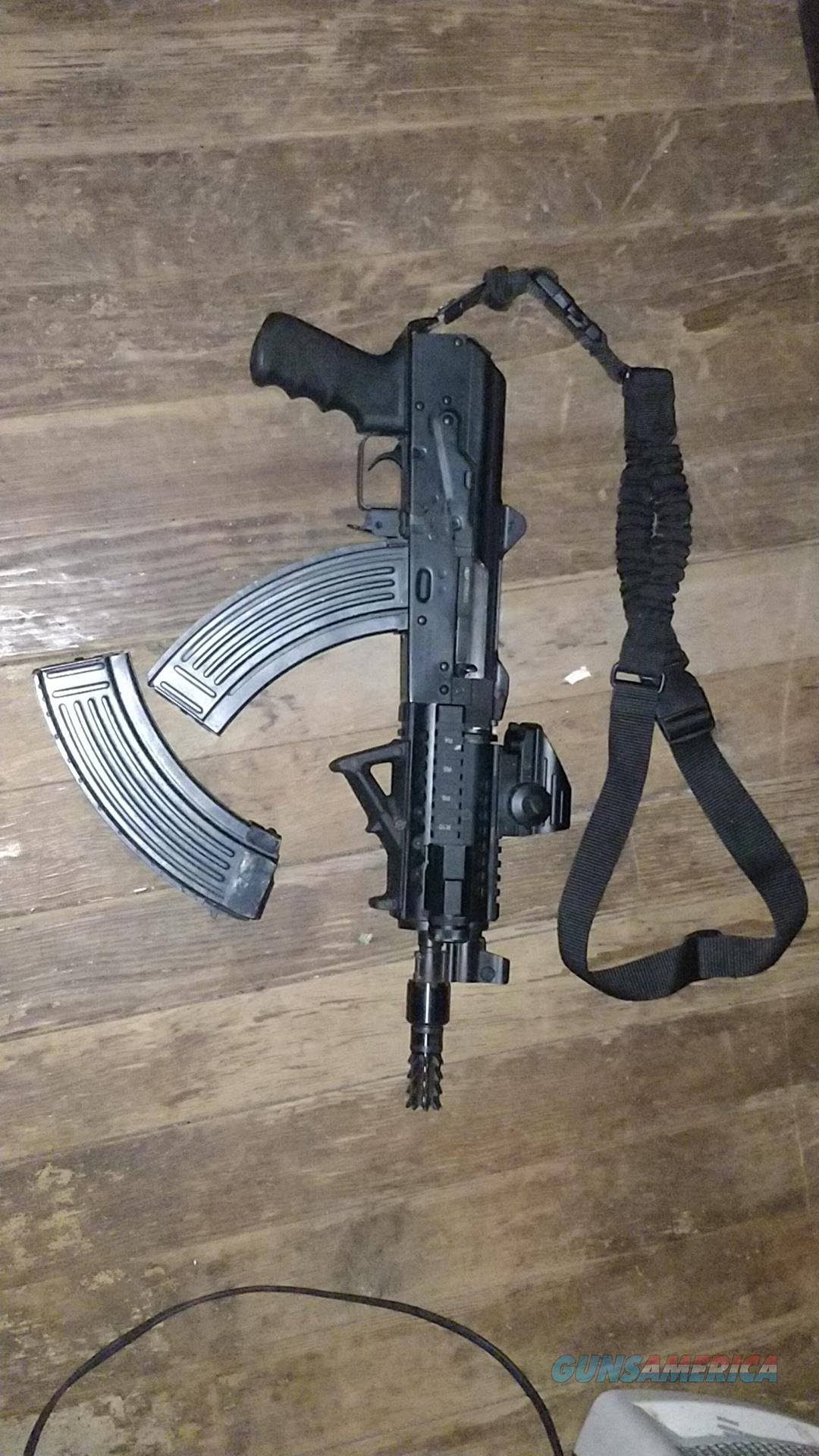 M92 AK Pistol (custom with extras)  Guns > Pistols > AK-47 Pistols