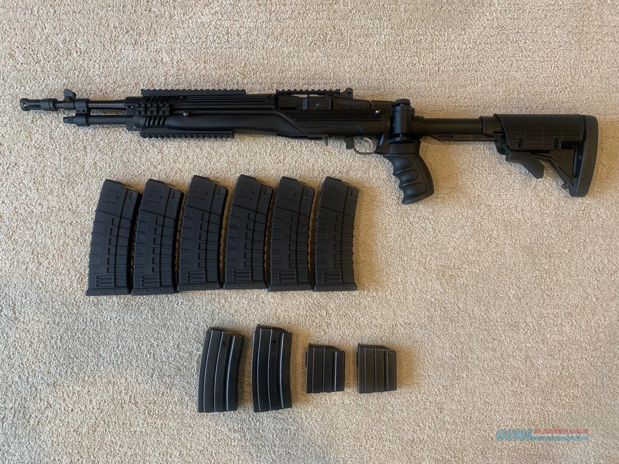 Ruger Mini-14 582 Series ATI Stock  Guns > Rifles > Ruger Rifles > Mini-14 Type