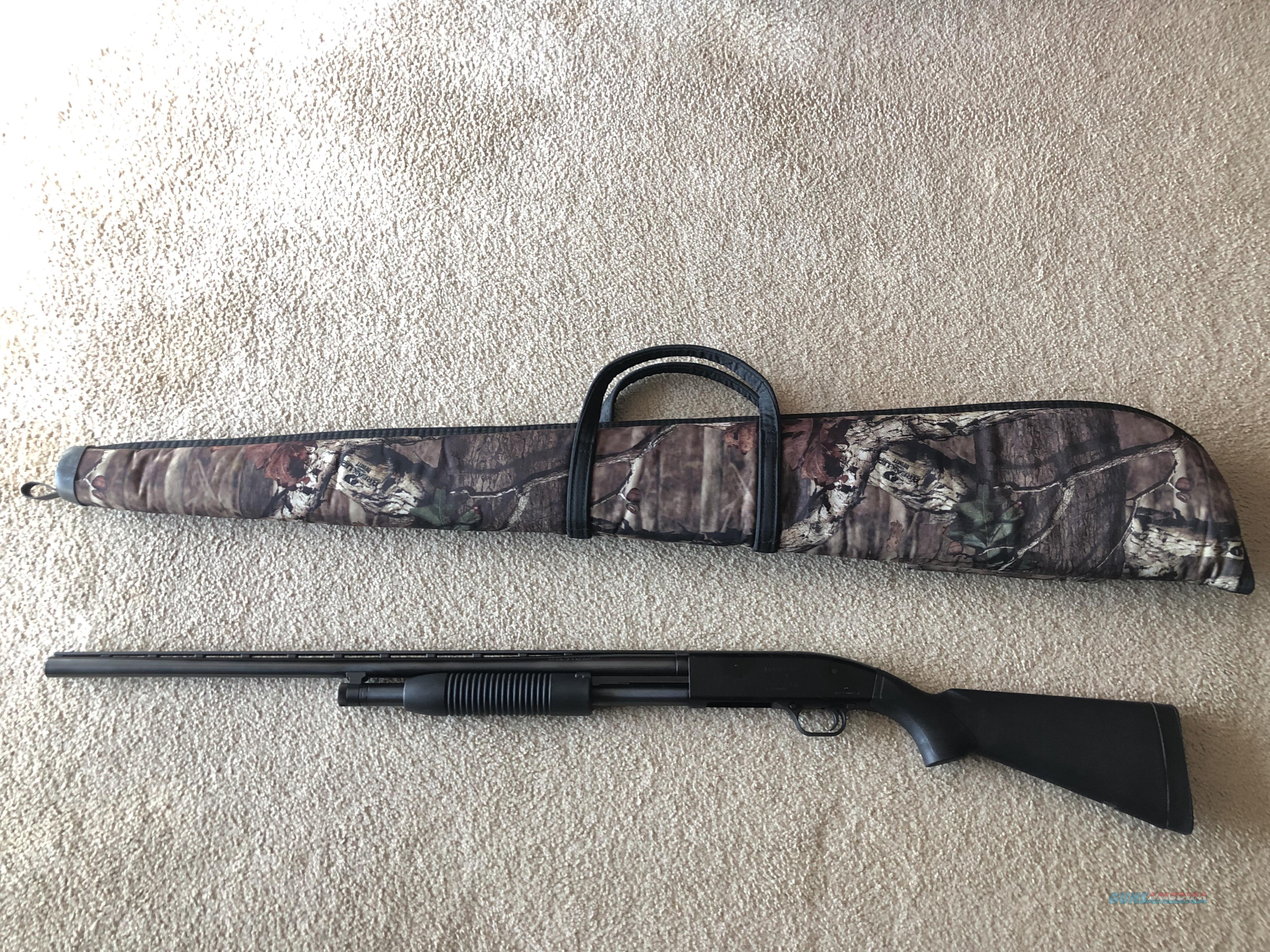 MAVERICK 88 (Mossberg) 12-Gauge pump-action Shotgun  Guns > Shotguns > Maverick Shotguns