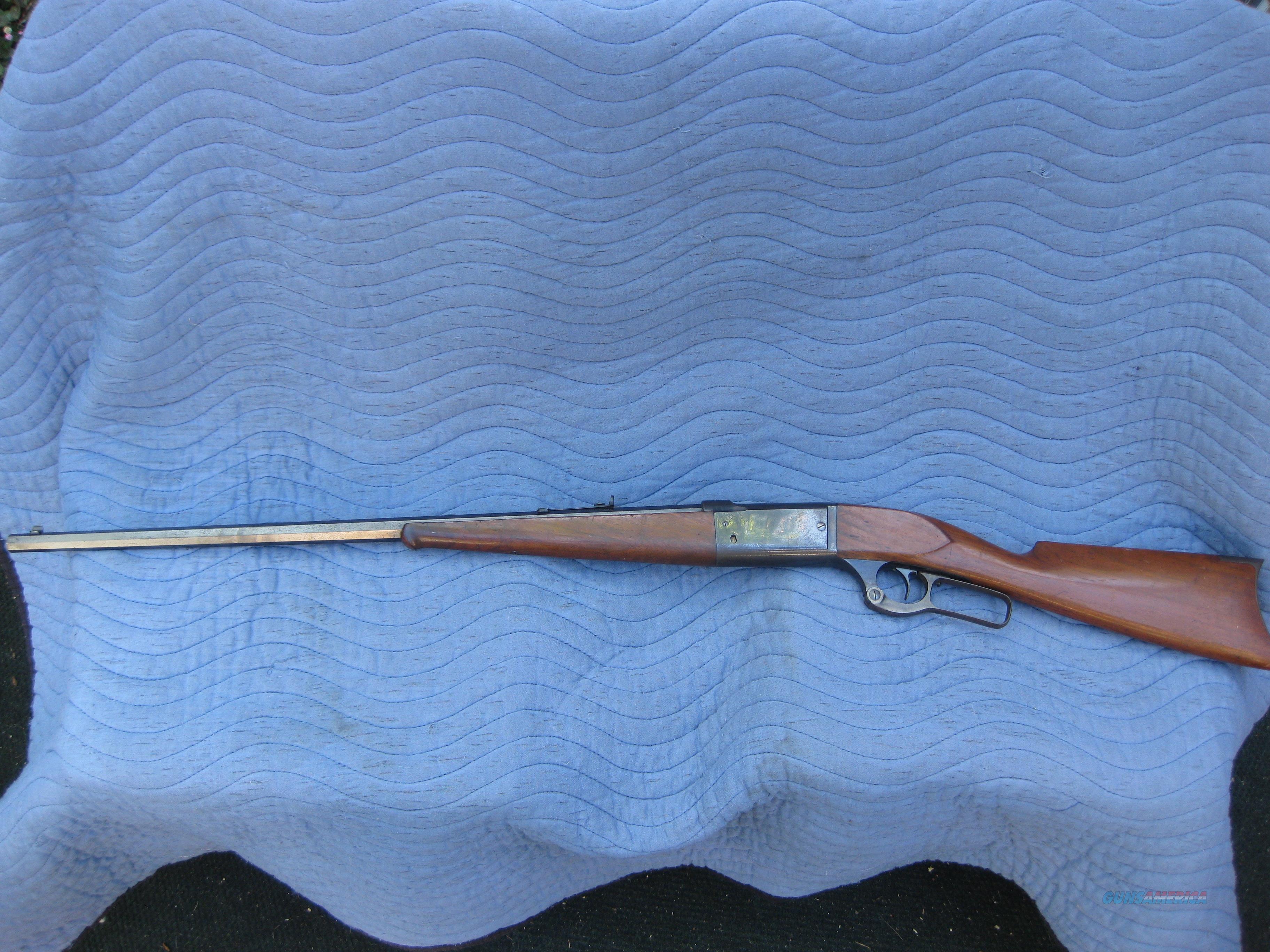 SAVAGE MODEL 1899 .303 CALIBER OCTAGONAL BARREL MANUFACTERED  1913  Guns > Rifles > Savage Rifles > Other