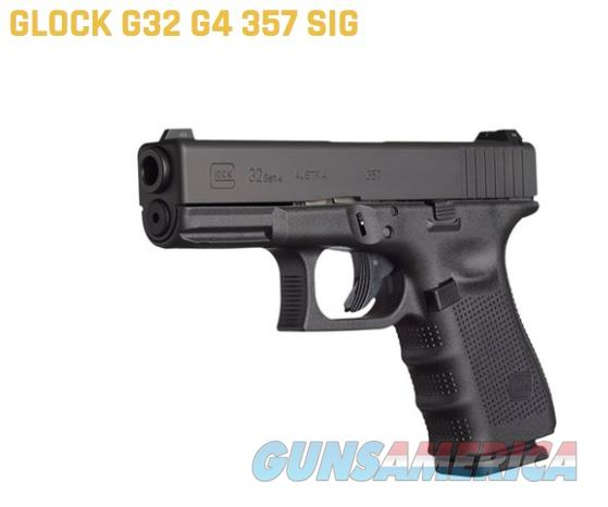 GLOCK G32 G4 357 SIG  Guns > Pistols > Glock Pistols > 31/32/33
