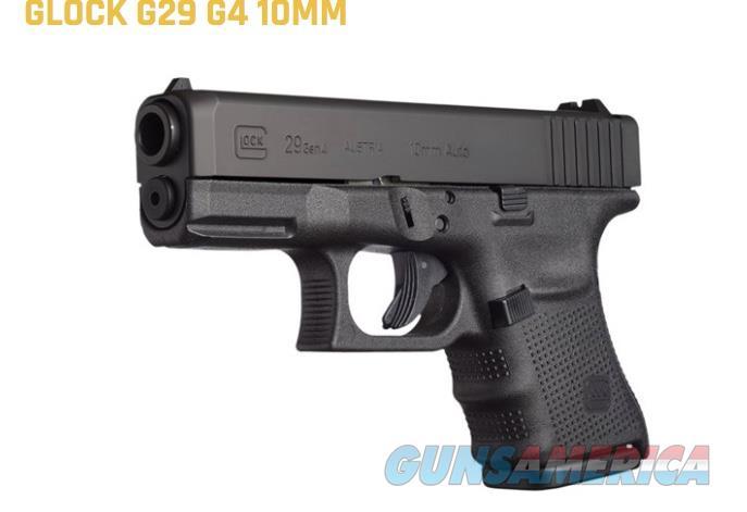 GLOCK G29 G4 10MM  Guns > Pistols > Glock Pistols > 29/30/36