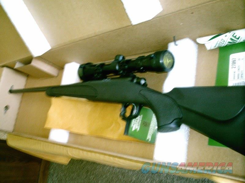 Remington 700 ADL Synthetic 7MM Remington Magnum NIB With Scope  Guns > Rifles > Remington Rifles - Modern > Model 700 > Sporting
