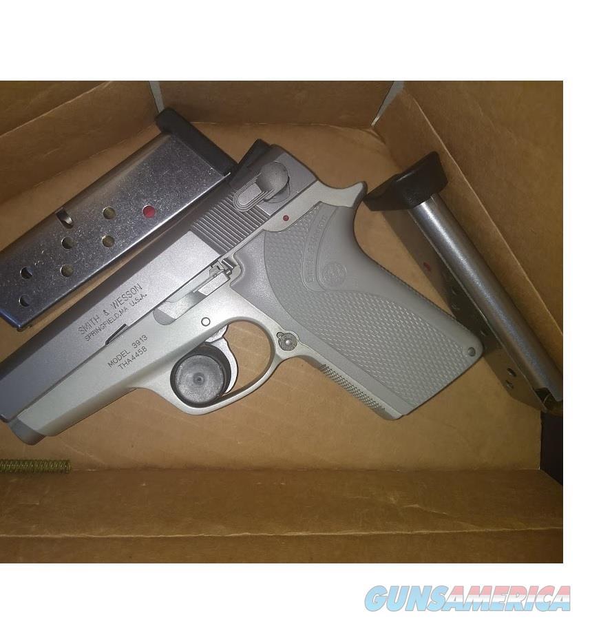 S&W Lady Smith 9mm Semi Auto  Guns > Pistols > Smith & Wesson Pistols - Autos > Alloy Frame