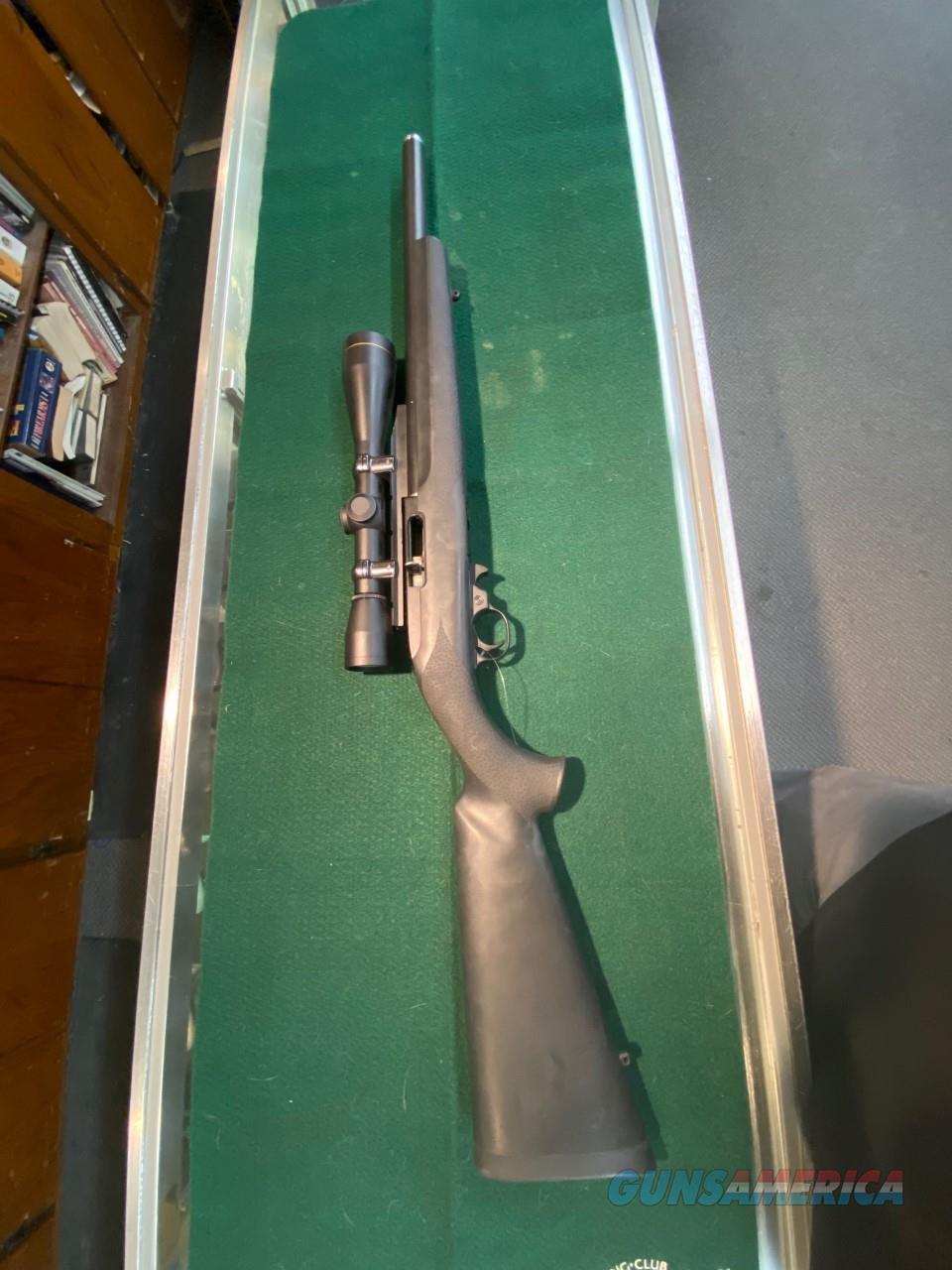 Ruger 10/22 with Volquartson barrel and trigger 22LR  Guns > Rifles > Ruger Rifles > 10-22