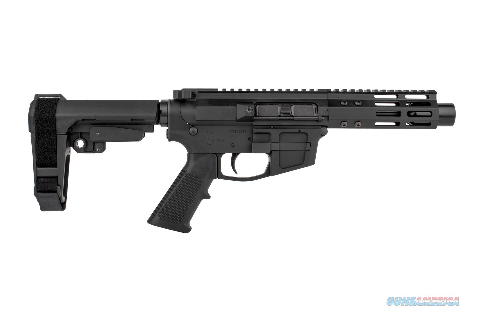 FoxTrot Mike AR9  Guns > Pistols > F Misc Pistols