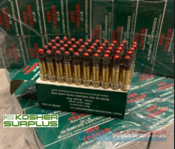 RARE Piney Mountain 22lr Tracers - Boxes and Bricks  Non-Guns > Ammunition