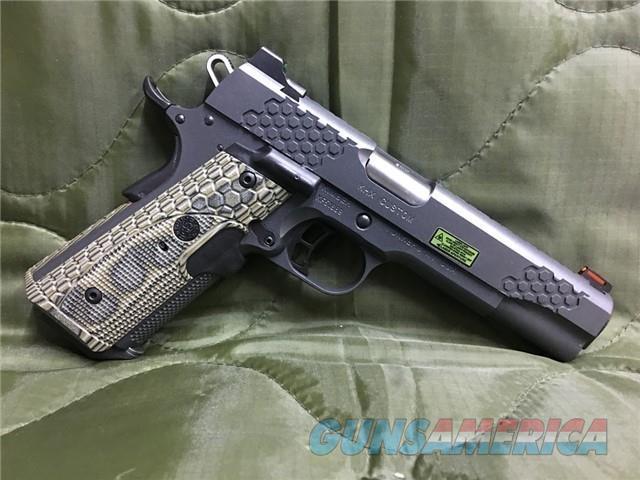 Kimber KHX Custom Laser Grips 9mm 30359  Guns > Pistols > Kimber of America Pistols > 1911