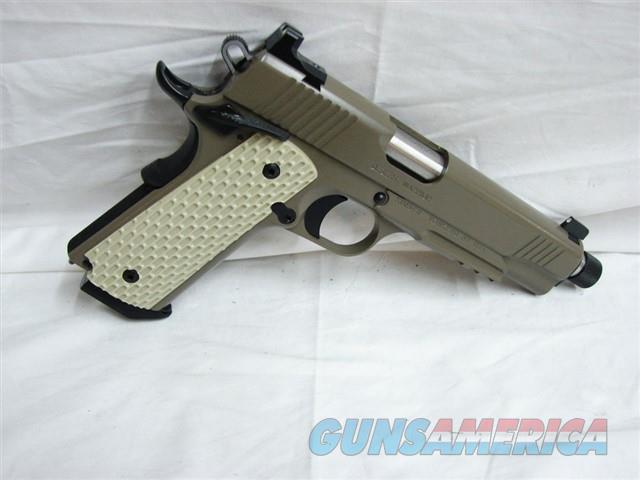 Kimber Desert Warrior (TFS) 45 ACP 30228  Guns > Pistols > Kimber of America Pistols > 1911