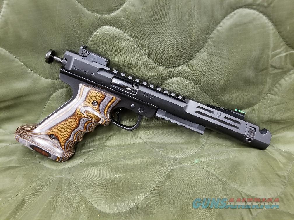 Volquartsen LLV 22LR VC3SS-6-C-B-HVT  Guns > Pistols > V Misc Pistols