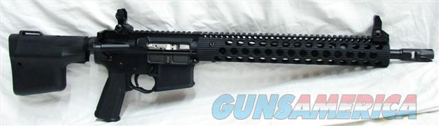 TROY DEFENSE PROCTOR 5.56 SCAR-FPC-14BT-00-0  Guns > Rifles > Troy Defense > Troy Defense Rifles