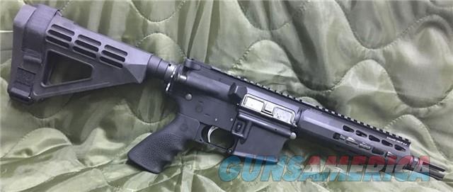 Bushmaster XM15-E2S Pistol w/ Brace 5.56 90034  Guns > Pistols > Bushmaster Pistols